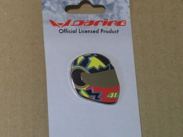 Picture of Valentino Rossi Pin AGV Helm