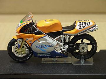 Picture of Neil Hodgson Ducati 996R 2001 1:24