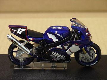 Afbeelding van 24 hours Yamaha R7 1:24 Deletang Foret Willis