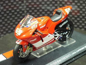Afbeelding van Loris Capirossi Ducati Desmosedici 2004 1:24