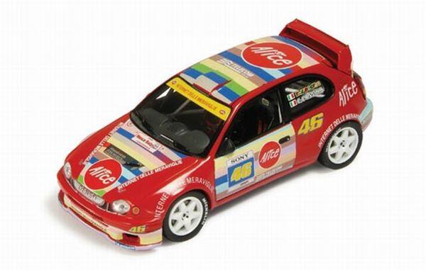 Picture of Valentino Rossi Toyota Corolla WRC 2004 1:43