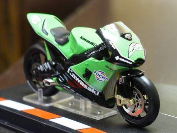 Afbeelding van Shinya Nakano Kawasaki ZXR-R 2004 1:24