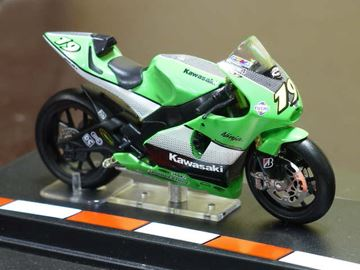 Picture of Oliver Jacque Kawasaki ZXR-R 2005 1:24