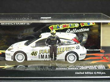 Picture of Valentino Rossi Ford Focus WRC 2006 1:43
