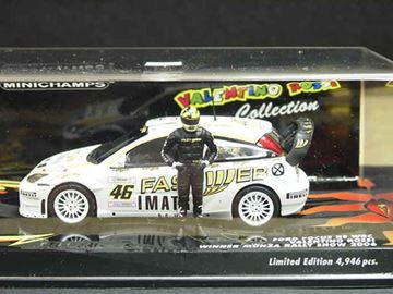 Afbeelding van Valentino Rossi Ford Focus WRC 2006 1:43