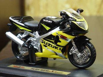 Afbeelding van Suzuki GSX-R600 1:18