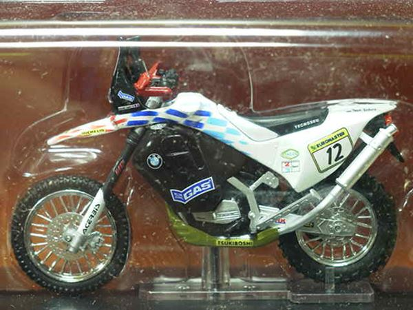 Picture of Richard Sainct BMW F650 Dakar 1999 1:24