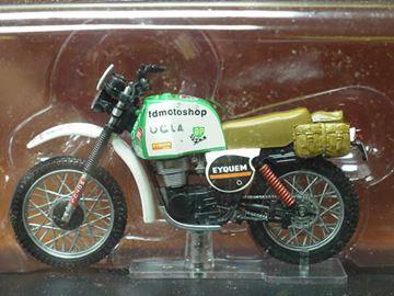 Picture of Cyril Neveu XT500 Dakar 1979 1:24