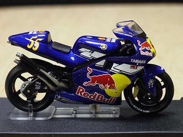Picture of Regis Laconi Yamaha YZR500 1999 1:24