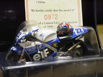 Picture of Seb Gimbert Honda NSR500 1998 1:24