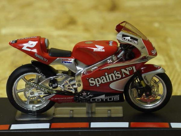 Picture of Roberto Rolfo Honda RS250RW 2004 1:24