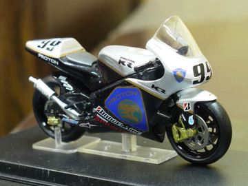 Picture of Jeremy McWilliams Proton KR 2002 1:24