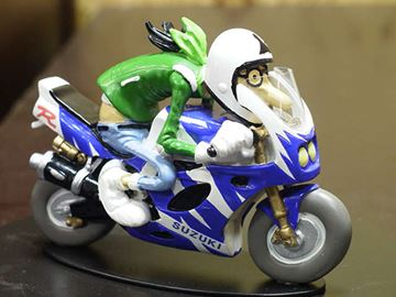 Picture of Joe Bar Jean-Raoul Ducable Suzuki GSX-R750 750 GSX/RW 1:18 jb26