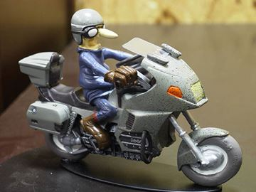 Picture of Joe Bar Lucas Traplat BMW K1100LT 1:18 JB12