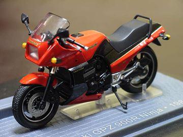Afbeelding van Kawasaki GPZ900R 1:24