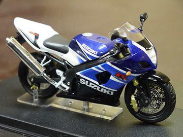 Afbeelding van Suzuki GSX-R1000 1:24