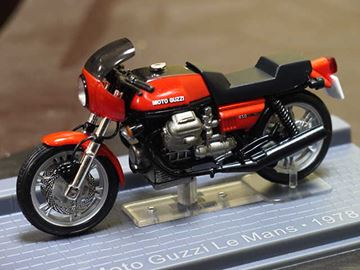 Picture of Moto Guzzi Le Mans 1978 1:24