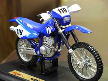 Picture of Yamaha TT-R250 1:18