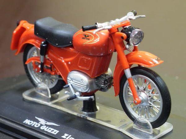 Picture of Moto Guzzi Zigolo 1:24