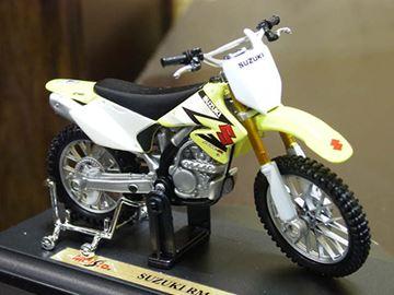 Afbeelding van Suzuki RM-Z250 1:18
