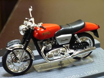 Picture of Norton Commando 1969 1:24