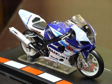 Picture of Suzuki GSX-R 24hrs le Mans 2004 1:24