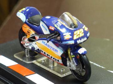 Picture of Pablo Nieto Aprilia RSW125 2004 1:24