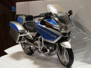 Afbeelding van BMW R1200 RT-P R1200RT politie polizei 1:12 43183