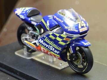 Picture of Daijiro Kato Honda NSR250 2001 1:24