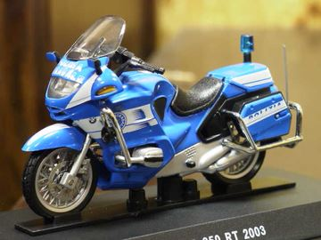 Picture of BMW R850RT polizia politie 2003 1:24