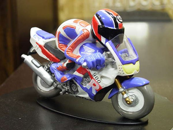 Picture of Joe Bar Charly Mande Honda CBR900RR Fireblade 1:18 jb32