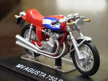 Picture of Mv Agusta 750 sport 1:24 USA edition