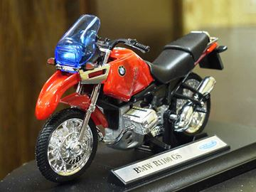 Picture of BMW R1100GS R1100 GS 1:18 19678 Welly