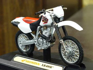 Picture of Honda XR400R 1:18