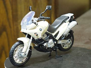 Picture of BMW F650ST 1:18 Motormax
