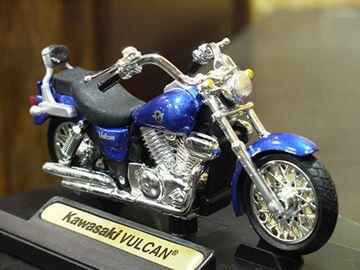 Picture of Kawasaki VN1500 Vulcan 1:18 Motormax