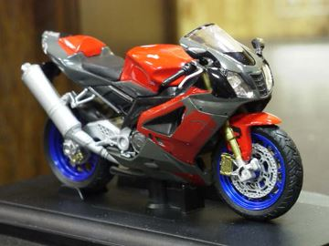 Picture of Aprilia RSV1000R 1:18 12808 Welly