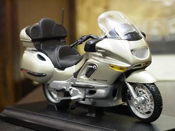 Picture of BMW K1200LT 1:18 12147 Welly