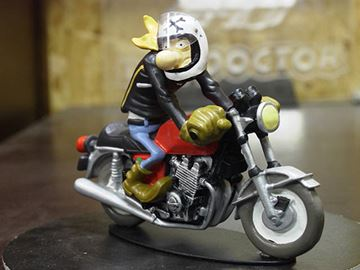 Picture of Joe Bar Rene Lagauffre Laverda 1000 1:18 JB51