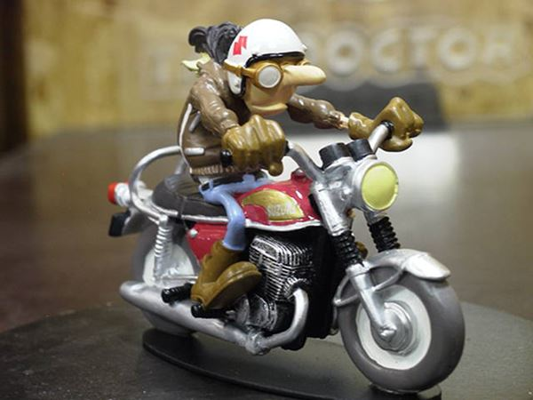 Picture of Joe Bar Nestor Lapoinier Suzuki T500 1:18 JB37