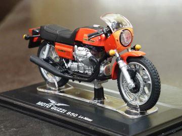 Afbeelding van Moto Guzzi 850 Le Mans 1:24
