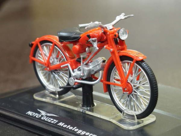 Picture of Moto Guzzi Motoleggera 1:24