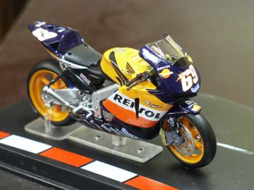 Picture of Nicky Hayden Honda RC211V 2004 1:24