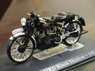 Picture of Vincent HRD Black Shadow 1:24