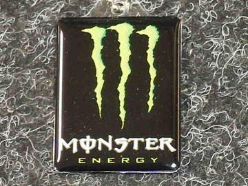 Afbeelding van Monster Energy sleutelhanger keyring