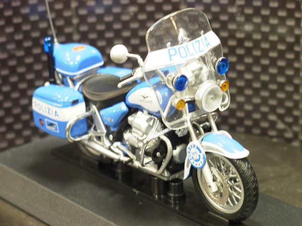 Picture of Moto Guzzi California EV polizia 1998 1:24