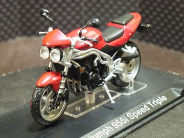 Picture of Triumph Speed Triple 955i 1:24