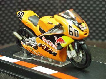 Afbeelding van Julian Simon KTM 125 2005 1:24