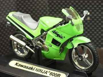 Picture of Kawasaki Ninja 600R 1:18 Motormax