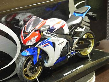 Afbeelding van Honda CBR1000RR Fireblade Tricolore 1:12 600504